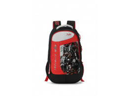 SKYBAGS MARVEL EXTRA 04 BLACK BACKPACK