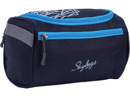 Skybags TOILETRY KIT 02 BLUE Travel Toiletry Kit