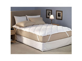 Sleepinns EXCELL Micro Fiber With Non-Woven Mattress Protector For Double Bed