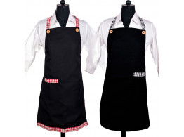 Switchon new style women's kitchen Apron Combo