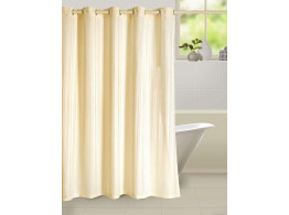 "Swayam Curtain Concept Plain Polyester Premium Shower Curtain - 72""x80"", Multicolor (CHW-5600)"