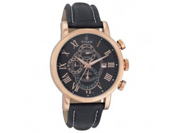 Titan 9234KL01 Chronograph Men Watch