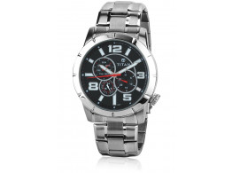 Titan 9448SM02J Octane Analog Black Dial Men Watch