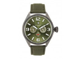 Titan 9478QF03J Men Green Dial Watch