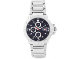 Tommy Hilfiger NTH1790472 D Analog Blue Dial Men's Watch
