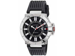Tommy Hilfiger TH1790748 D Analog Black Dial Men's Watch