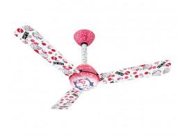 Usha Barbie Glam 1200 MM 3 Blade Ceiling Fan