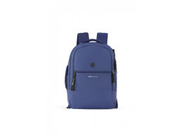 VIP DAPPER 01 BLUE LAPTOP BACKPACK