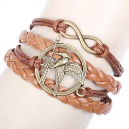Women's Bird Handmade Woven Bracelet