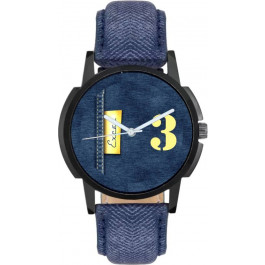Men's Excel Blue74 Analog Watch