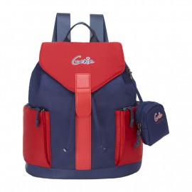Genie Shade Blue Women Backpack