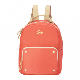 Genie Love Coral Backpack For Girl's