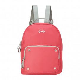 Genie Love Peach Backpack For Girl's