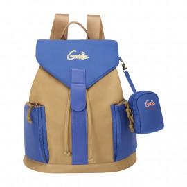 Genie Shade Khaki Women Backpack