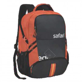 Safari Expand 3 Brick Red 51L Hidden Compartment Laptop Backpack Bags