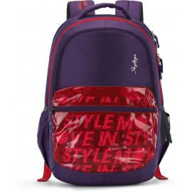Skybags Figo 02 28 L Purple Backpack